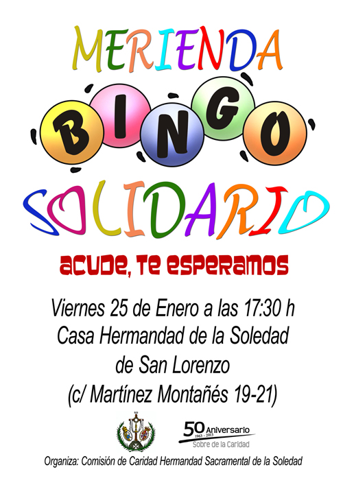 cartel bingo 2013 WEB E-MAIL